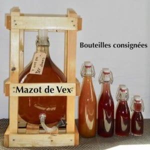 Mazot-de-Vex-4-grandeurs-de-bouteille-300x300 4 grandeurs de bouteilles pour vos liqueurs