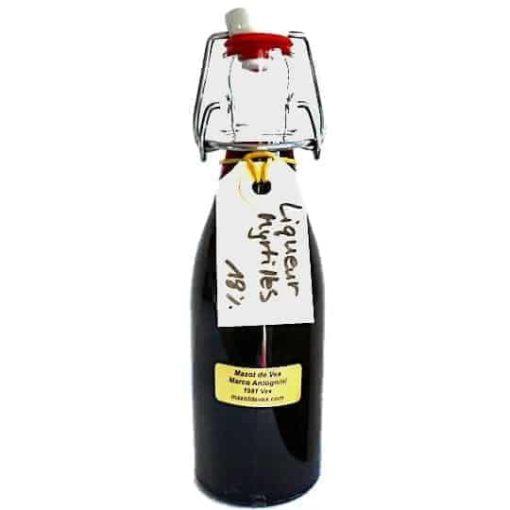 Liqueur myrtille