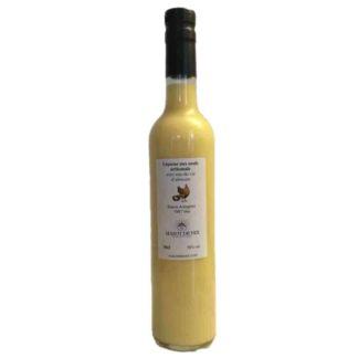 mazot de vex liqueur aux oeufs avec eau-de-vie d'abricot du Valais