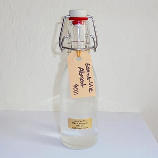mazot de vex eau-de-vie abricot artisanale