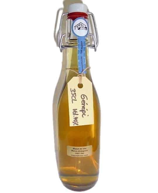 Génépi Eau-de-vie et spiritueux alcool